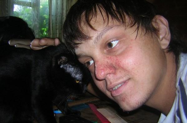 Черный Кот и я