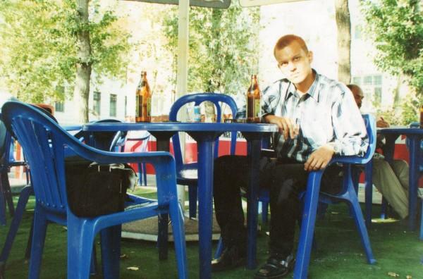Белый в далеком 1998