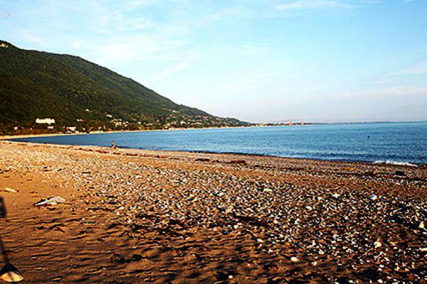 Лечебные курорты Абхазии