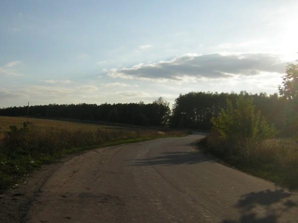 Дорога, ожидающая ремонта 5 лет