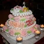 Торт для терминатора Вовы