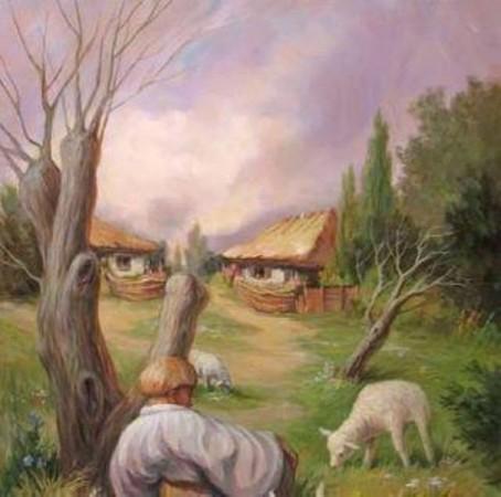 Что ты видишь на этой картине?