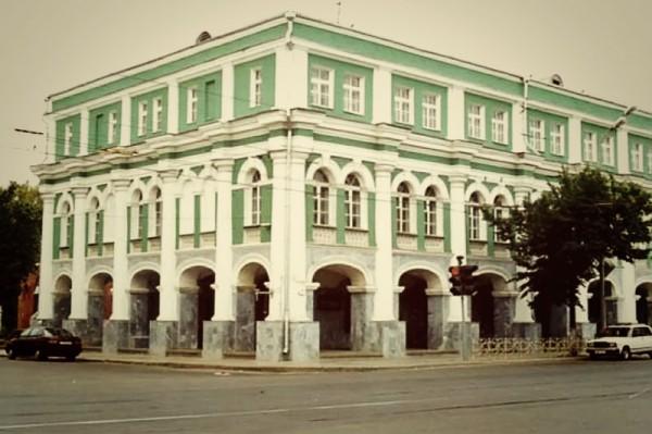 Орловский областной краеведческий музей.