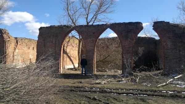 Сабуровская крепость.