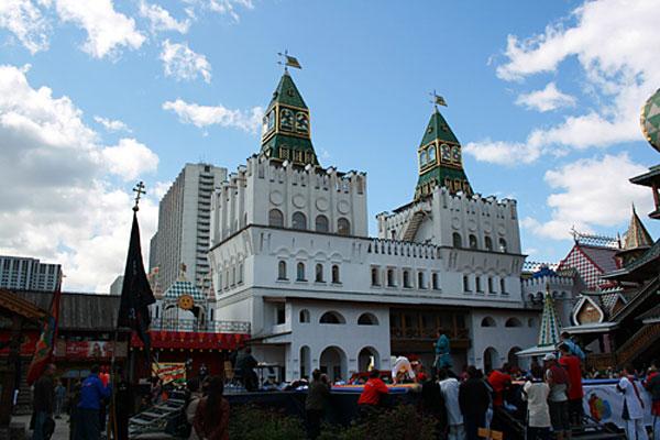 Фотовзгляд москвички на Измайловскую ярмарку.