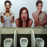 три девушки рады органу