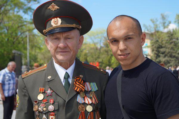 С Ветеранов ВОВ
