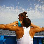 Морские, объятия, любовь, сочинение.