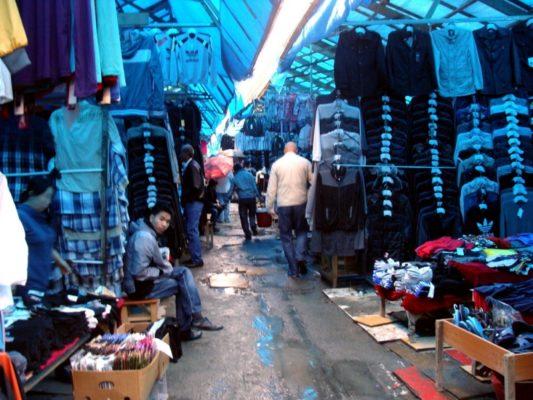 Спортивка (рынок) Владивосток